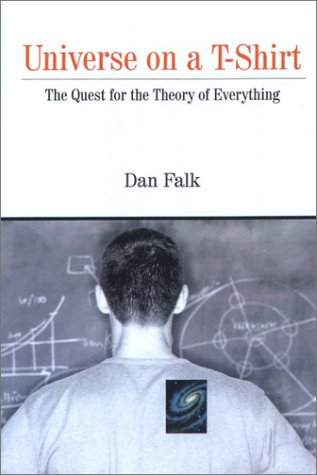 9781559707077: Universe on a T-Shirt: The Quest for the Theory of Everything