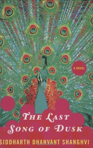 9781559707343: The Last Song of Dusk: A Novel