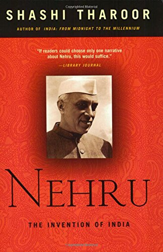 9781559707374: Nehru: The Invention of India