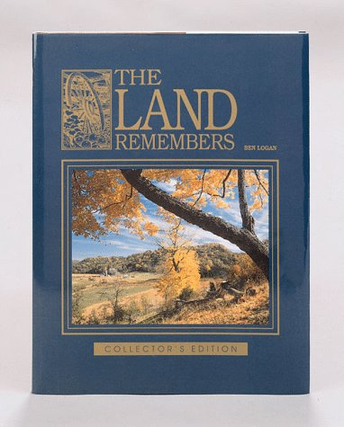 The Land Remembers, The story of a farm and its people, signed by the author,