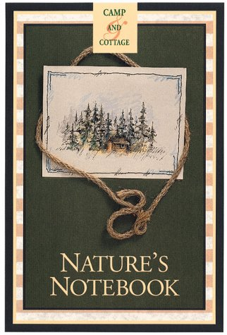 9781559714693: Camp & Cottage Nature Notebook