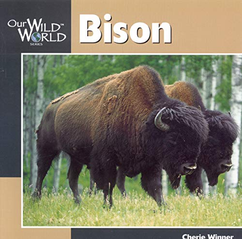 9781559717755: Bison (Our Wild World)