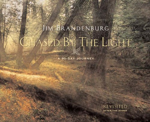 9781559718004: Chased by the Light: A 90-Day Journey-Revisited After the Storm