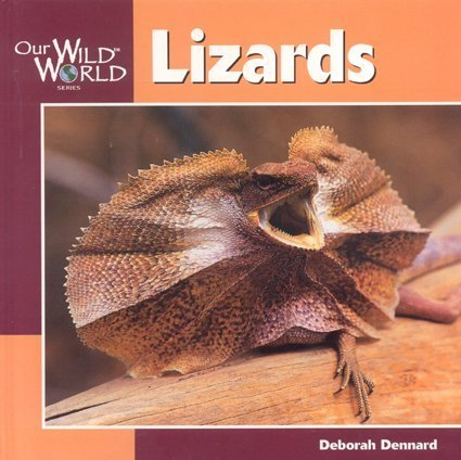 Lizards (Our Wild World) (9781559718585) by Deborah Dennard