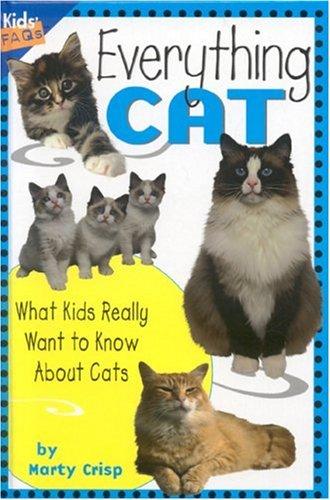 9781559718646: Everything Cat (Kids Faqs)