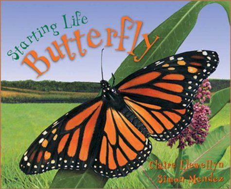 Starting Life: Butterfly (Starting Life): Claire Llewellyn, Simon Mendez