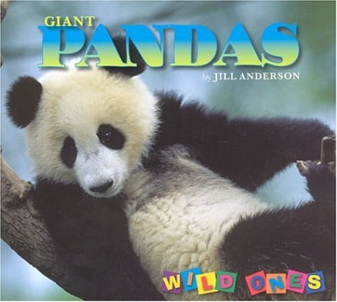 Giant Pandas (Wild Ones): Anderson, Jill