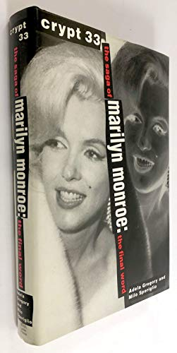 9781559721257: Crypt 33: The Saga of Marilyn Monroe - The Final Word