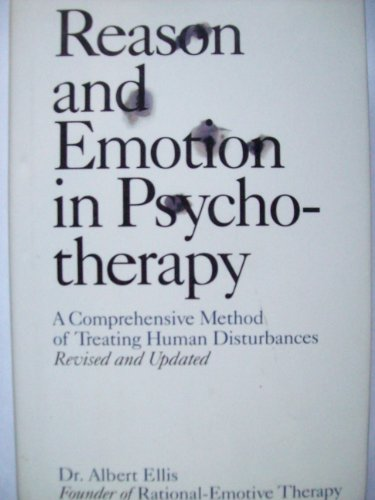 9781559722483: Reason and Emotion in Psychotherapy