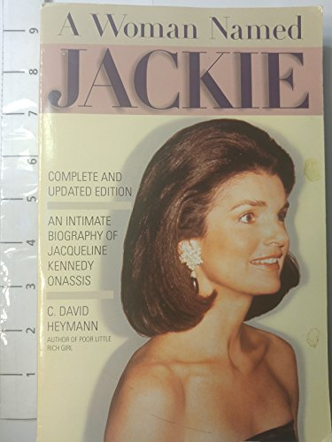 9781559722766: Woman Named Jackie: An Intimate Biography of Jacqueline Bourier Kennedy Onassis