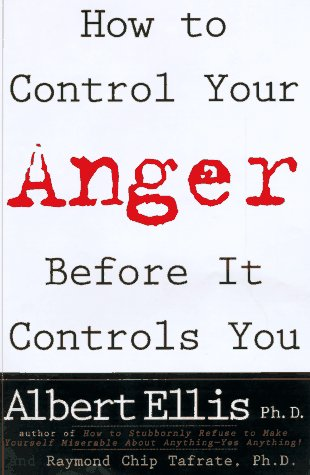 9781559724241: How to Control Your Anger - Before It Co: Before It Controls You