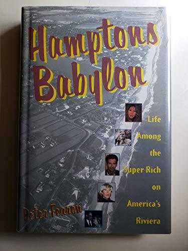 Hamptons Babylon Life Among the Super: Peter Fearon