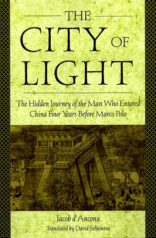 The City Of Light: The Hidden Journal: Jacob D'Ancona