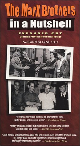 9781559746489: The Marx Brothers in a Nutshell [VHS]