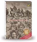 9781559747769: A Time for Justice (2011 Edition - America's Civil Rights Movement - Teaching Tolerance)
