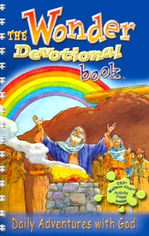 9781559761192: The Wonder Devotional Book