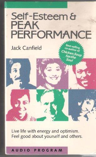9781559770026: Self Esteem and Peak Performance (6 Audio