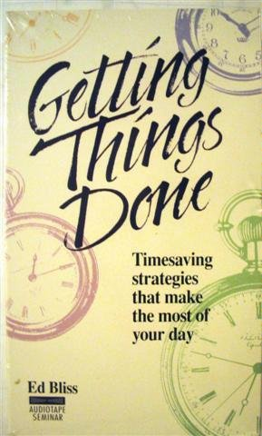 9781559770316: Getting Things Done