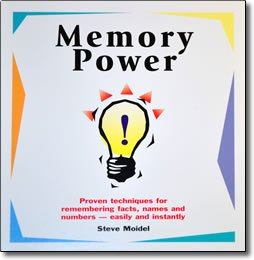 Memory Power: Moidel, Steve