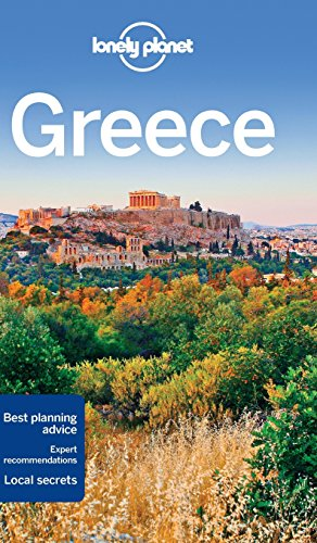 9781559922029: Lonely Planet Greece (Travel Guide)