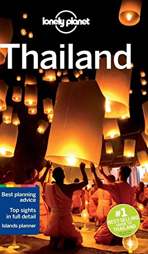 9781559922067: Lonely Planet Thailand (Travel Guide): Mesnevi'den Secmeler
