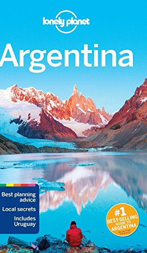 9781559922074: Lonely Planet Argentina (Travel Guide)