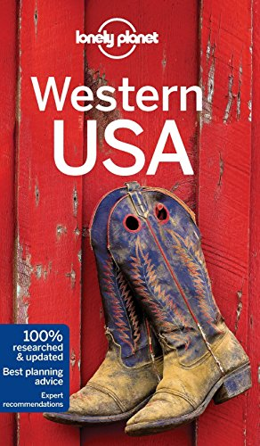 9781559922104: Lonely Planet Western USA (Travel Guide)