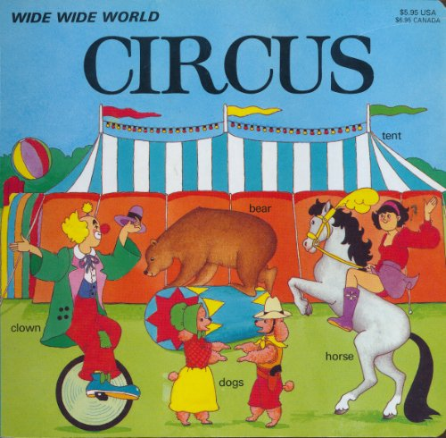 9781559930017: Circus (Wide Wide World)