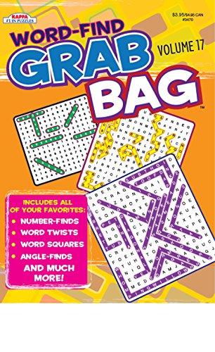 9781559930536: Word-Find Grab Bag - Volume 17