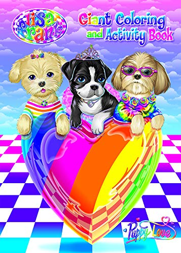 9781559931267: Lisa Frank Coloring & Activity Book - Magical Reflections