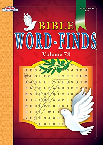 9781559931762: Bible Word-Find Puzzle Book - Volume 78