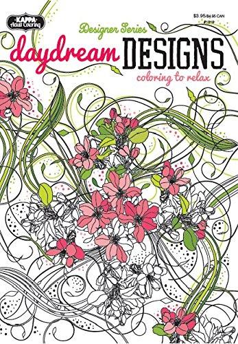 9781559931953: Adult Coloring - Designer Series - Daydream Designs