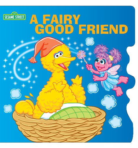 Sesame Street Sparkle Stories-A Fairy Good Friend (1559935081) by Tim Carter