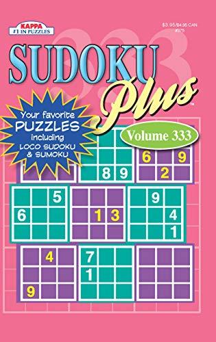 9781559936958: Sudoku Plus Puzzle Book-Volume 310