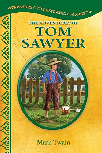 9781559937443: The Adventures of Tom Sawyer-Treasury of Illustrated Classics Storybook Collection