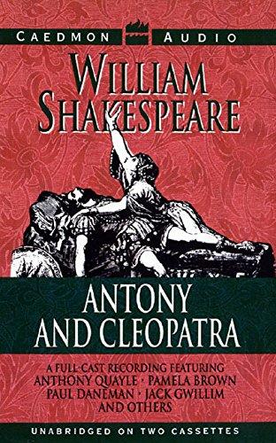 Antony and Cleopatra: William Shakespeare