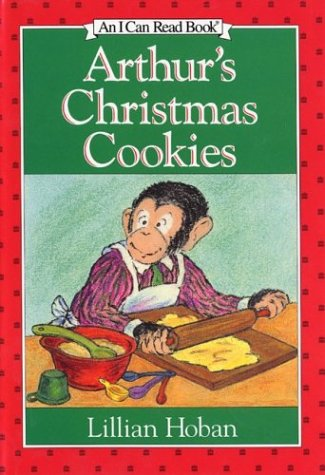 9781559942171: Arthur's Christmas Cookies Book and Tape (I Can Read Book 2)