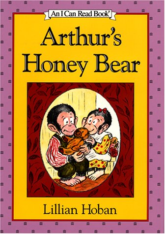 9781559942195: Arthur's Honey Bear Book and Tape (I Can Read Book 2)