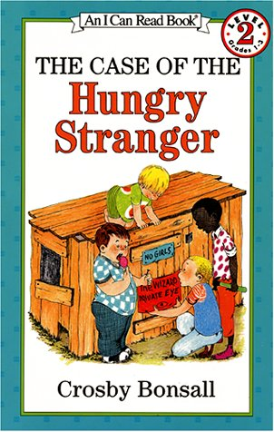 9781559942232: The Case of the Hungry Stranger Book and Tape (I Can Read Book 2)