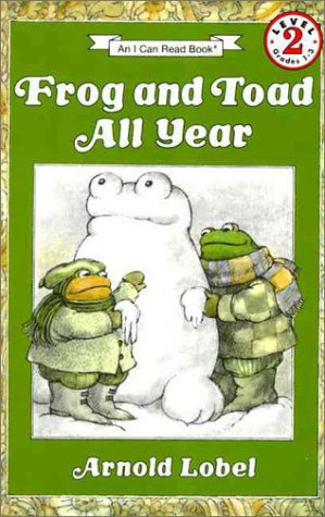 9781559942287: Frog and Toad All Year Book and Tape (I Can Read Book 2)