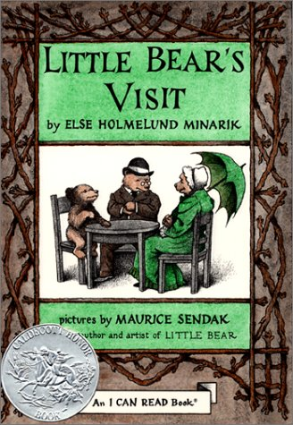 9781559942362: Little Bear's Visit (I Can Read Book & Cassette)