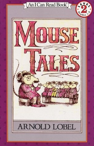 9781559942393: Mouse Tales Book and Tape [With] Book (I Can Read Book)
