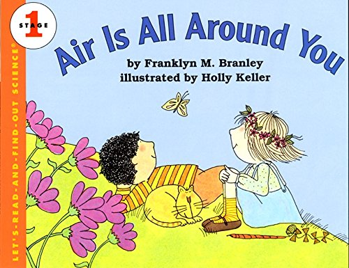 9781559942423: Air Is All Around You Book and Tape (Let's-Read-and-Find-Out Science 1)