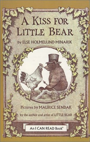 A Kiss for Little Bear Book and Tape (I Can Read Book 1): Minarik, Else Holmelund