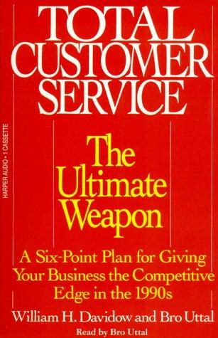 9781559942737: Total Customer Service