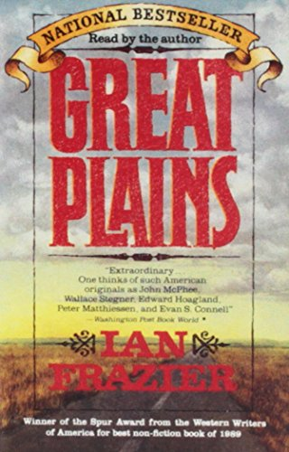 Great Plains (1559943602) by Ian Frazier