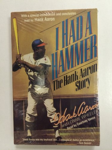 9781559943635: I Had a Hammer: The Hank Aaron Story