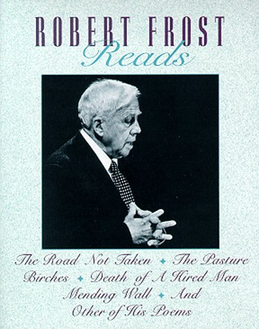Robert Frost Reads (9781559945660) by Robert Frost