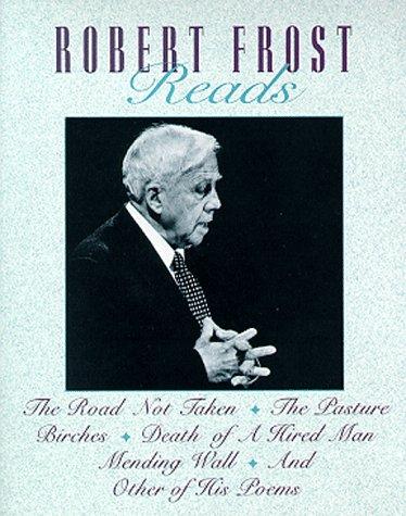 9781559945660: Robert Frost Reads