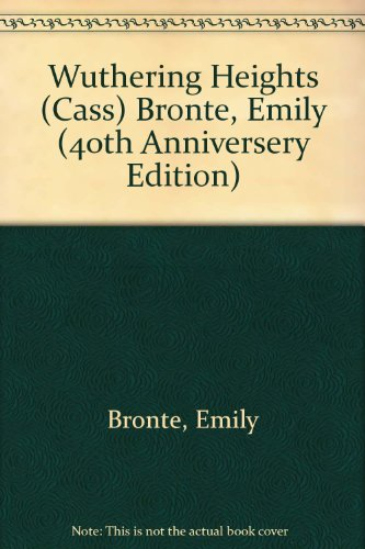 9781559946322: Wuthering Heights (40th Anniversery Edition)